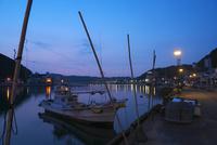 呼子港の夜景 佐賀県