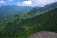 屋久島 太鼓岩からの眺望
