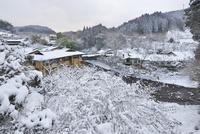 黒川温泉  10341010861| 写真素材・ストックフォト・画像・イラスト素材|アマナイメージズ