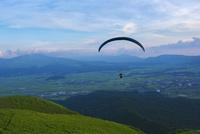 熊本県 阿蘇大観峰 10341011348| 写真素材・ストックフォト・画像・イラスト素材|アマナイメージズ