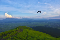 熊本県 阿蘇大観峰 10341011349| 写真素材・ストックフォト・画像・イラスト素材|アマナイメージズ