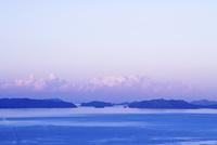 宇和海の朝