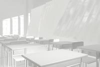 白い教室 10361000213| 写真素材・ストックフォト・画像・イラスト素材|アマナイメージズ
