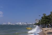パタヤビーチ 10363002425  写真素材・ストックフォト・画像・イラスト素材 アマナイメージズ