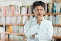 日本人男性研究者