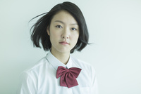 日本人女子校生 10367010304| 写真素材・ストックフォト・画像・イラスト素材|アマナイメージズ