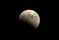 月食 10370005848| 写真素材・ストックフォト・画像・イラスト素材|アマナイメージズ