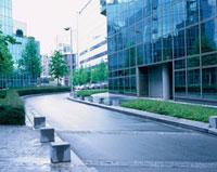 ビル 10381000586| 写真素材・ストックフォト・画像・イラスト素材|アマナイメージズ