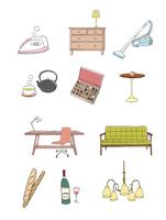 インテリア小物、家具、雑貨 10402000307| 写真素材・ストックフォト・画像・イラスト素材|アマナイメージズ