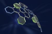 化学分子 10404010915| 写真素材・ストックフォト・画像・イラスト素材|アマナイメージズ
