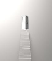 階段とドア