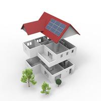 住宅のプラン 10404011231| 写真素材・ストックフォト・画像・イラスト素材|アマナイメージズ