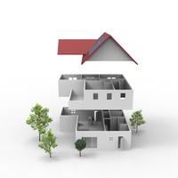 住宅のプラン 10404011232| 写真素材・ストックフォト・画像・イラスト素材|アマナイメージズ