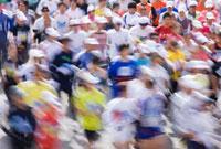 マラソン 10410000197| 写真素材・ストックフォト・画像・イラスト素材|アマナイメージズ