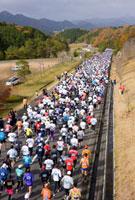 マラソン 10410000199| 写真素材・ストックフォト・画像・イラスト素材|アマナイメージズ