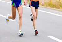 マラソン 10410000204| 写真素材・ストックフォト・画像・イラスト素材|アマナイメージズ