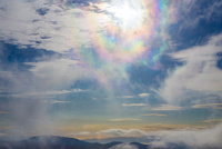 山並と空 10410000898| 写真素材・ストックフォト・画像・イラスト素材|アマナイメージズ