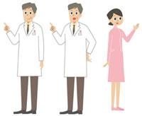 医者と看護師 10423000066| 写真素材・ストックフォト・画像・イラスト素材|アマナイメージズ