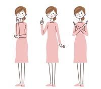 看護師3パターン