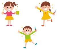 キレイな歯の子ども 10423000347| 写真素材・ストックフォト・画像・イラスト素材|アマナイメージズ