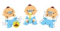 赤ちゃんの腹痛、嘔吐、悪寒