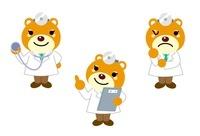 動物のお医者さん、看護師さん 10423000524| 写真素材・ストックフォト・画像・イラスト素材|アマナイメージズ