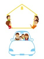 フレーム(家、自動車)/家族