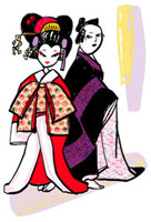 歌舞伎 10424000002| 写真素材・ストックフォト・画像・イラスト素材|アマナイメージズ