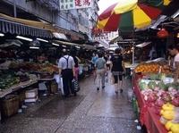 市場の果物と野菜 10430000600| 写真素材・ストックフォト・画像・イラスト素材|アマナイメージズ