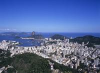 ドナマルタ展望台から見たリオデジャネイロ
