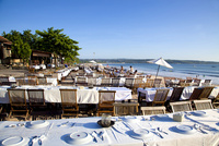 インドネシア バリ島 ジンバランビーチ