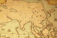 古地図(アジア)