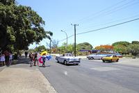 バラデロ市街