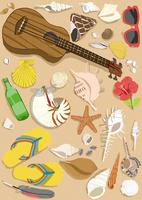 夏の浜辺 10434000017| 写真素材・ストックフォト・画像・イラスト素材|アマナイメージズ