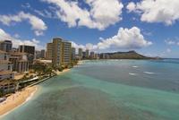 ハワイの風景 ハナウマベイ ハレクラニ