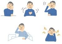 動悸 耳鳴り 難聴 うつ 中年男性