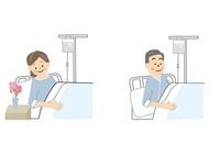 入院 10447000037| 写真素材・ストックフォト・画像・イラスト素材|アマナイメージズ
