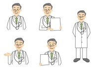 医師 10447000040| 写真素材・ストックフォト・画像・イラスト素材|アマナイメージズ
