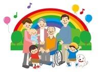 介護高齢者 10447000141| 写真素材・ストックフォト・画像・イラスト素材|アマナイメージズ