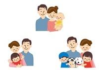 家族 10447000169| 写真素材・ストックフォト・画像・イラスト素材|アマナイメージズ