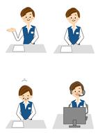 働く女性 10447000459| 写真素材・ストックフォト・画像・イラスト素材|アマナイメージズ