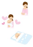 妊婦・出産・赤ちゃん 10447000496| 写真素材・ストックフォト・画像・イラスト素材|アマナイメージズ