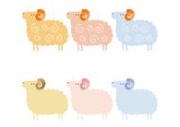 干支 未 (羊)