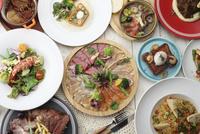 春のフランス料理集合