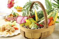 ビアコース用バーニャカウダ野菜