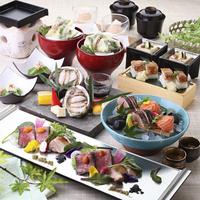 7,8月の和食コース 10455002550| 写真素材・ストックフォト・画像・イラスト素材|アマナイメージズ