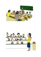 大学生活 講義