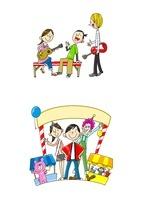 大学生活 学園祭 10460000018| 写真素材・ストックフォト・画像・イラスト素材|アマナイメージズ