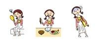 中高生女子の医療 にきび 摂食障害 めまい 10464000013| 写真素材・ストックフォト・画像・イラスト素材|アマナイメージズ