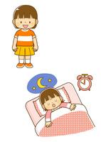 女の子、寝ている女の子 10468000309| 写真素材・ストックフォト・画像・イラスト素材|アマナイメージズ